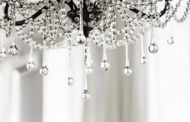 How to Hang a Chandelier from a Vaulted Ceiling